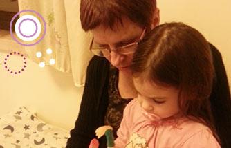 אורלי בוקסרמן חיבוק ולישון ייעוץ שינה הדרכת הורים