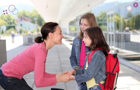 אמא אבא אל תלכו – הדרך לפרידה קלה