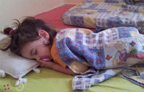 שינה בגן, שינה בלילה – מה הקשר?