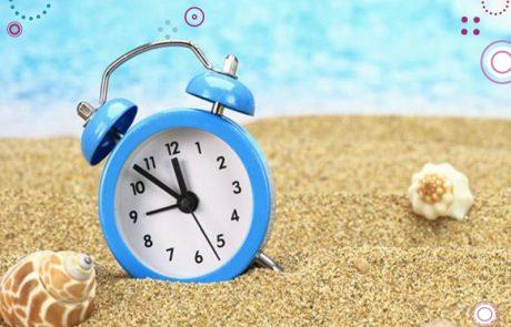 עוברים לשעון קיץ בקלות